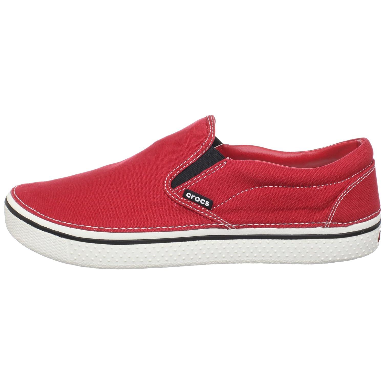 crocs Hvr 11291-066-184 - Zapatillas de tela para hombre, Blanco (Blanc-TR-B3-76), 37: Amazon.es: Zapatos y complementos