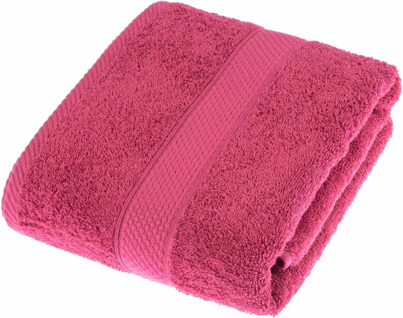 Disponible en 15 Couleurs Disponibles 500g//m/² 100/% Coton /Öko-Tex Blanc Naturel Miamar Serviette de Sauna Lot de 2 80 x 200 cm Absorbant Doux