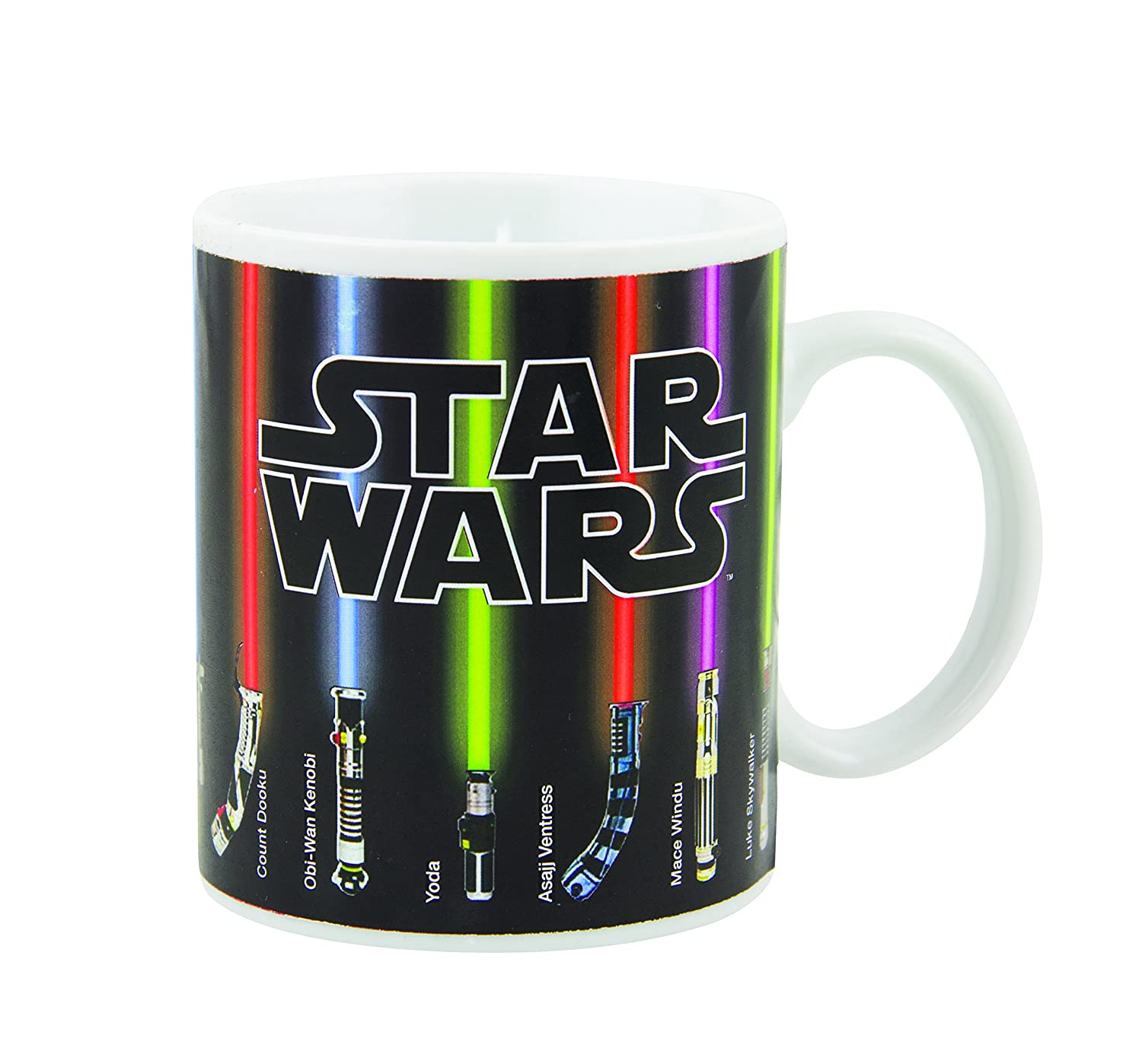 amazon com fancyus star wars lightsaber heat change mug coffee