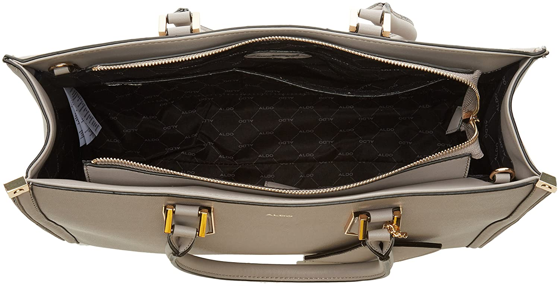 8aa076f3b9f ALDO Grey Synthetic Women Handbag  Amazon.in  Shoes   Handbags