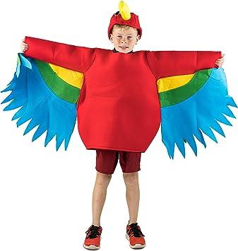 Bodysocks® Disfraz de Loro Niño: Amazon.es: Juguetes y juegos