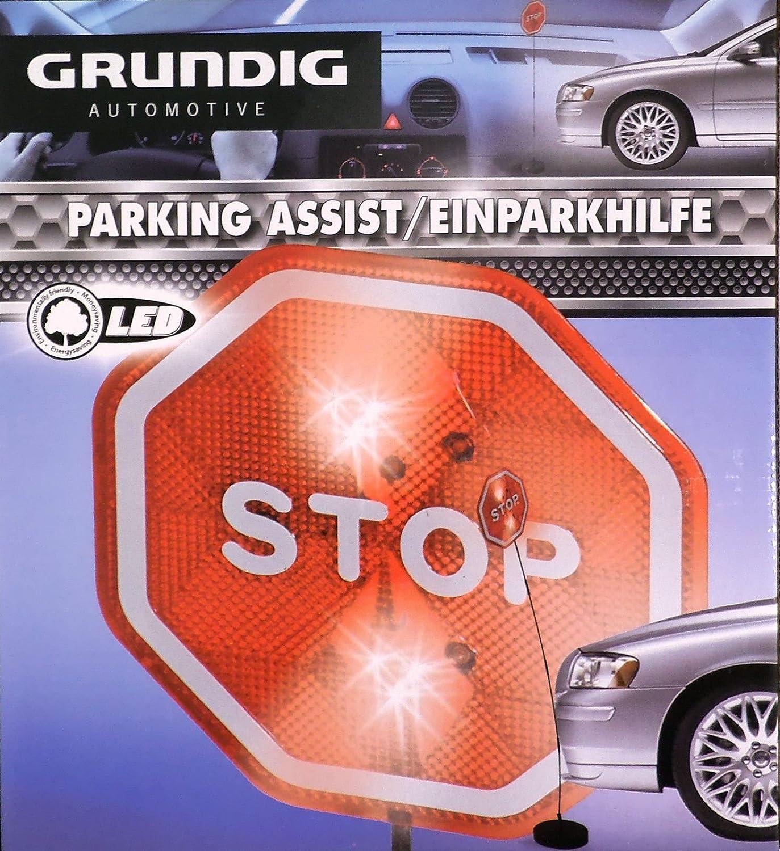Grundig Einparkhilfe Stopschild Led Park Assistent Auto