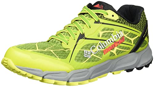 Columbia Scarpe da Uomo da Trail Running, CALDORADO II, Verde (New Leaf Verde, Zour), Misura: 46