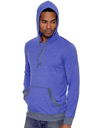 True Rock Men's Lightweight Pullover Hoodie at Amazon Men's ...