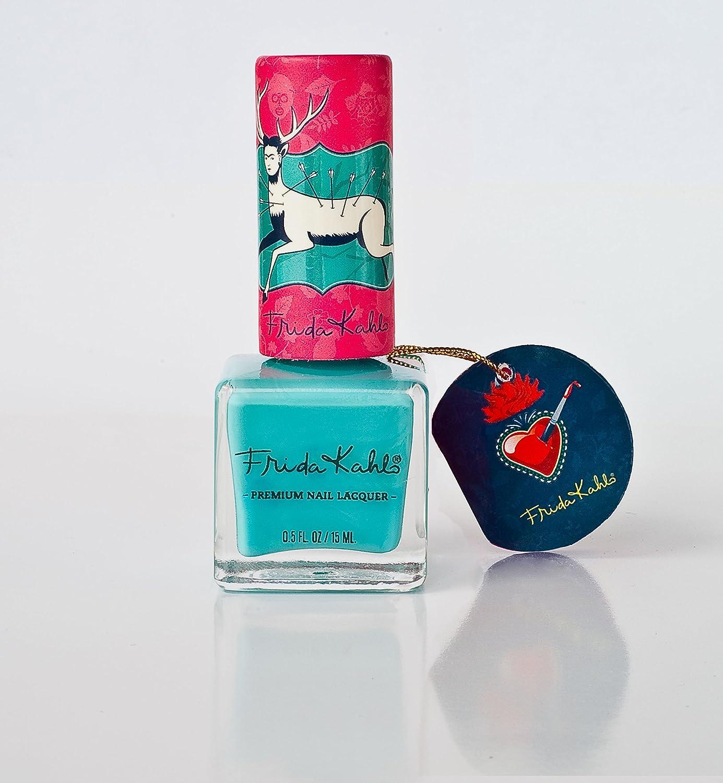 Amazon.com : Frida Kahlo Nail Polish and Lipstick : Beauty