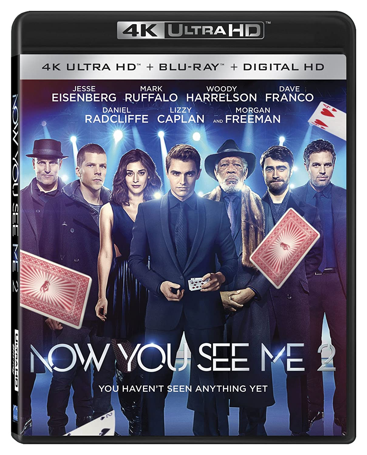 Now You See Me 2 2016 2160p UHD HDR.BluRay (x265 10bit DD5.1) [WMAN-LorD]