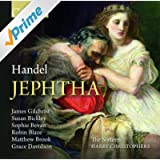 Handel: Jeptha [The Sixteen, Harry Christophers] [Coro: COR16121]