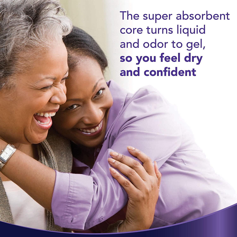 Always Discreet, Incontinence & Postpartum Underwear for Women, Maximum, Small / Medium, 32 Count: Health & Personal Care