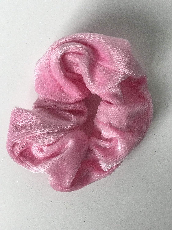 J80 Hair Scrunchies. 10 Pack Velvet Hair Scrunchies. Pelo scrunchies suave y elástico.: Amazon.es: Belleza