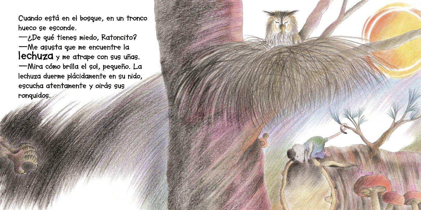 ¿De qué tienes miedo ratoncito? (Spanish Edition)
