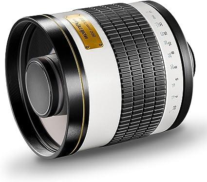 Walimex Pro 800mm 1 8 0 Dslr Spiegelobjektiv Für Canon Kamera