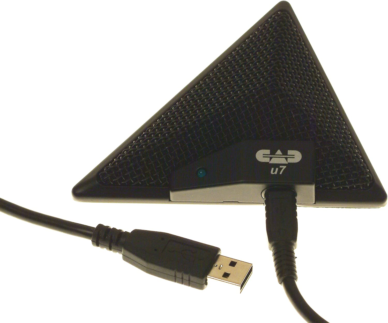 CAD Audio U7 USB Boundary Microphone