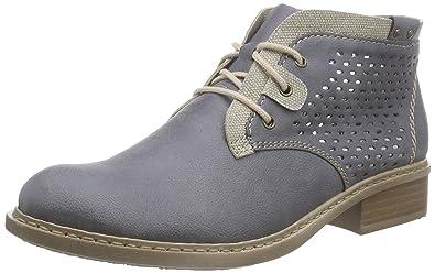 9e3990235561 Rieker L4145 Damen Kurzschaft Stiefel  Amazon.de  Schuhe   Handtaschen