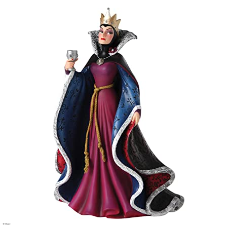 Enesco Disney Showcase Evil Queen Couture de Force Figurine, 8.25-Inch