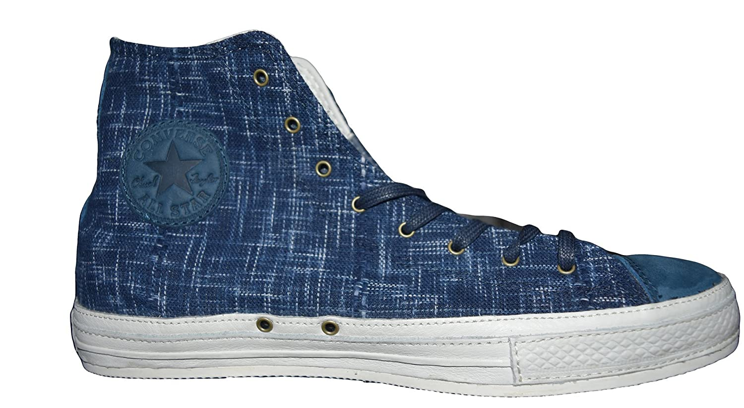 Unisex Chuck Taylor Post Hi Mood Indigo138486C Men 9/Women 11