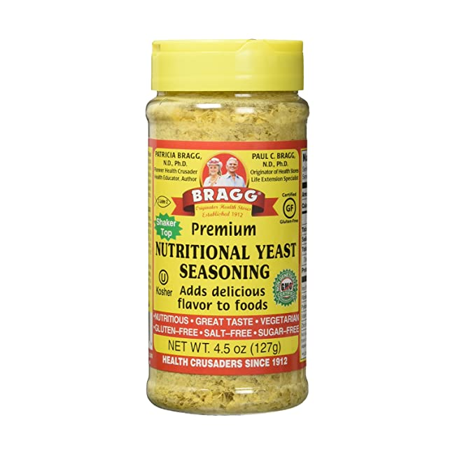 Bragg Premium Nutritional Yeast Seasoning 4.5 ...