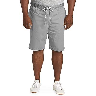 Amazon Essentials Men's Big and Tall Big & Tall Drawstring Walk Short: Clothing