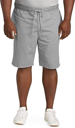 Essentials Mens Big /& Tall Drawstring Walk Short fit by DXL