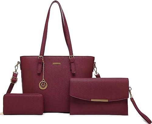 Women Adjustable Handbag Shoulder Bag Strap Backback Tote Leather Ladies Purse