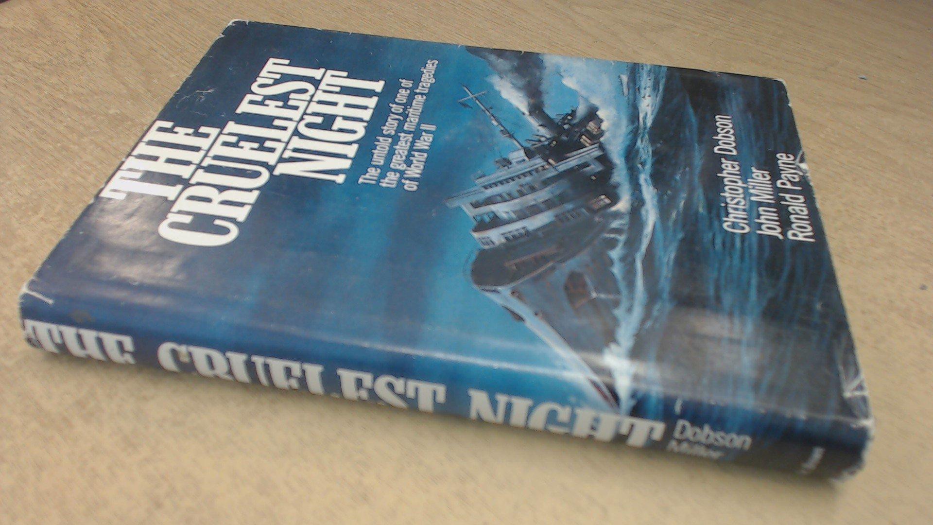 The Cruelest Night: Christopher Dobson: 9780316189200: Amazon: Books