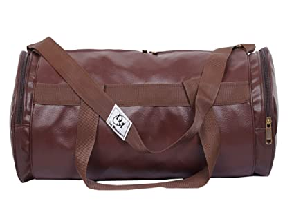 Dee Mannequin Antique Leather Rite Gym Bag