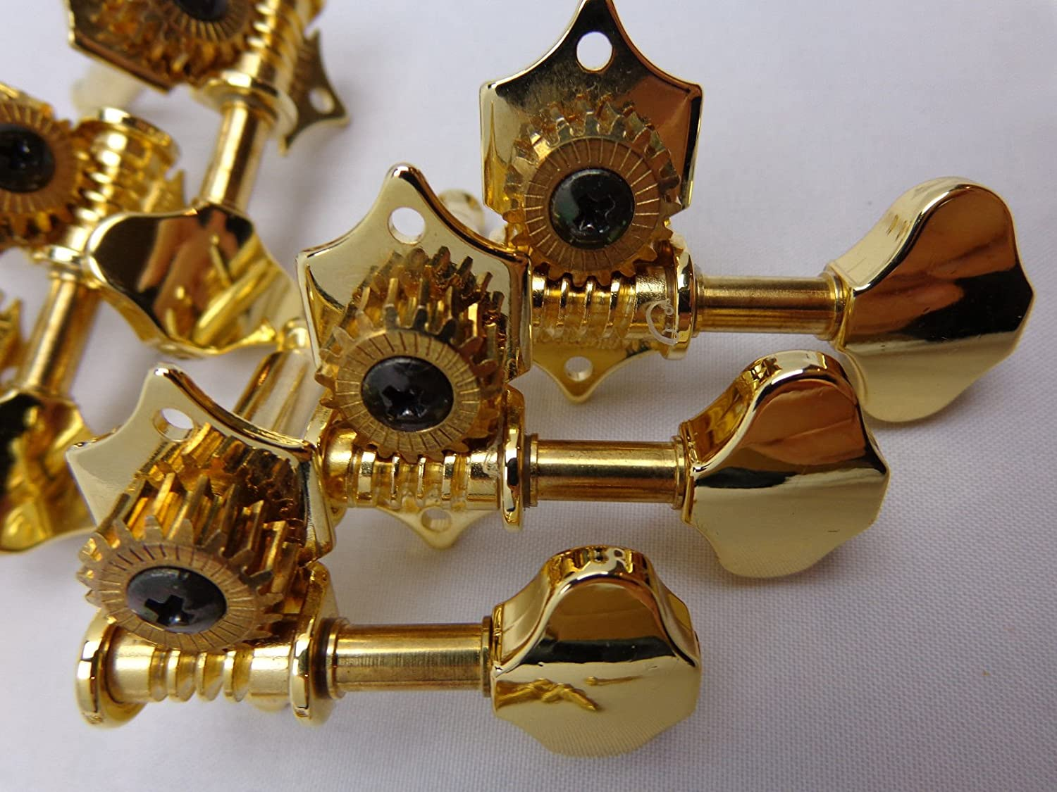 3 Tuning Pegs Tuners Machine Heads Acoustic Butterbean Aliexpresscom Buy Free Shipping Wilkinson Chrome Covered Vintage Guitar Musical Instruments