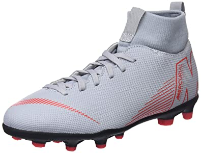 Nike Jr Superfly 6 Club MG, Chaussures de Football Mixte