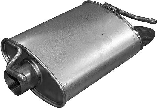 Walker 55296 Quiet-Flow Stainless Steel Muffler Assembly