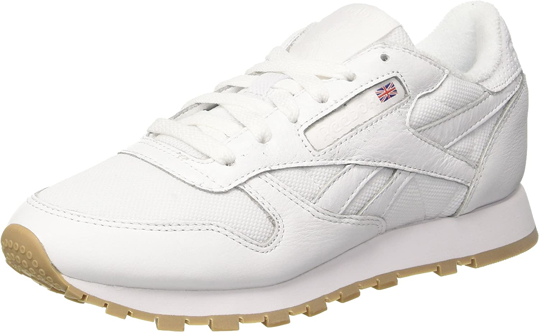 Reebok Classic Leather Estl, Chaussures de Running Mixte