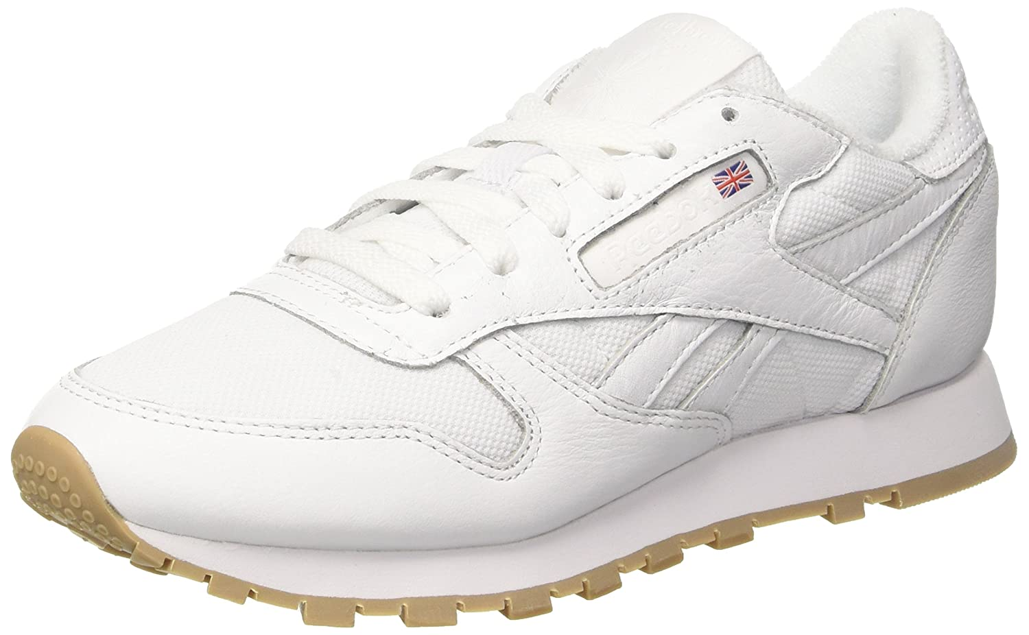 Shoes Reebok Classic CL LEATHER SHIMMER Trainers pale