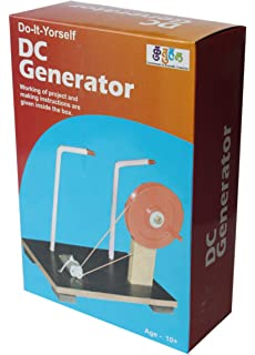 Buy do it yourself hydroelectricity educational toy kit online at do it yourself dc generator electricity educational learning toy kit solutioingenieria Gallery