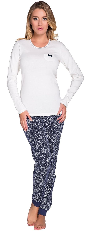 Italian Fashion IF Pijama Camiseta y Pantalones Mujer 2R3C1 0223