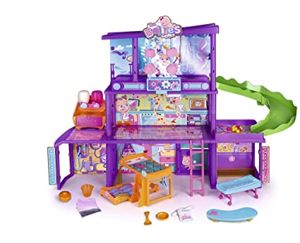 Amazon.com: The Bellies – Casa de Bellie para niños y niñas ...