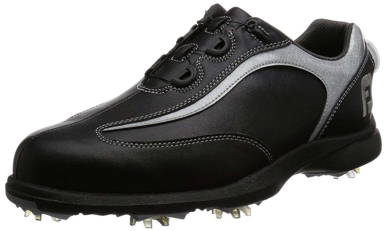 [フットジョイ] ゴルフシューズ SPORT LT 53240J B01LZU1F8H 27.5 cm Wide ブラック/シルバー2016モデル