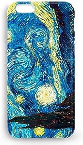 Funda Carcasa Van Gogh para Samsung A40 pl/ástico r/ígido