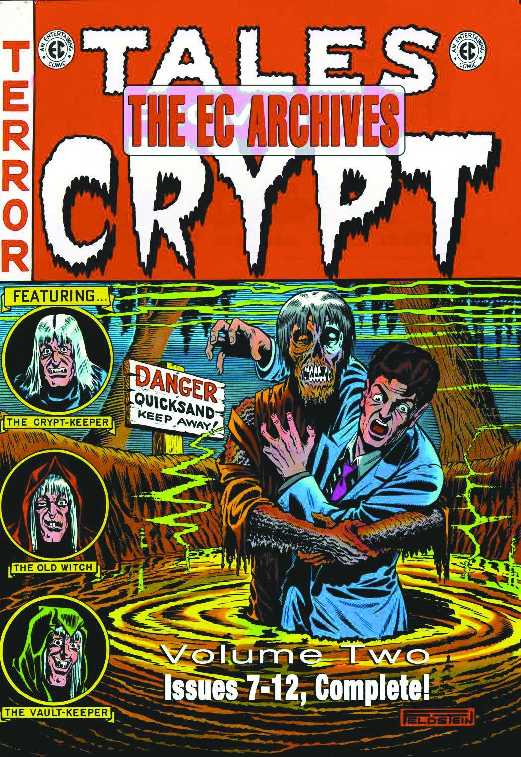 The EC Archives: Tales From The Crypt Volume 2 (v. 2) pdf