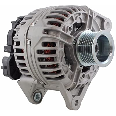 Alternator 24V New 4892318 MAN2003 0124555005 Case 521D 521E 621D 721D: Automotive