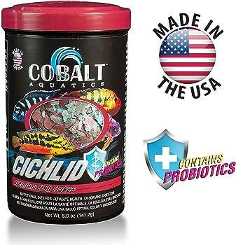 Cobalt Aquatic Fish Food Tropical