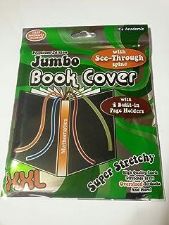 Black XXL elastico Jumbo copertina con see-through spine It's Academic