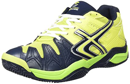 Amazon.com: Softee – Padel Shoe Winner 1.0 Yellow/Black Size ...