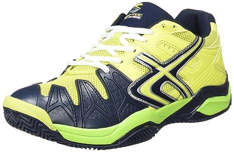Amazon.com: Softee – Padel Shoe Winner 1.0 Yellow/Black Size 46 ...