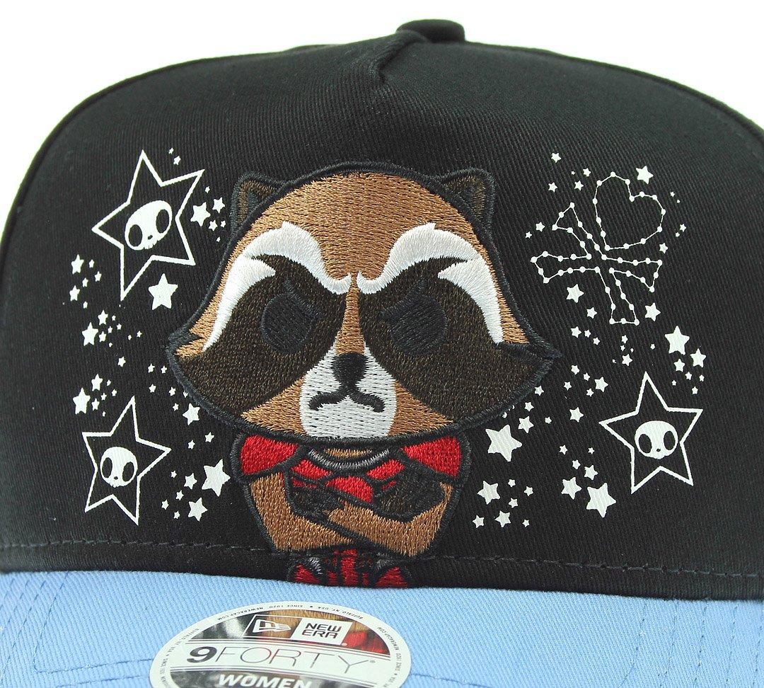 save off a751a 85cbb Galleon - Tokidoki Marvel Guardians Of The Galaxy Rocket Raccoon 940  Snapback Baseball Cap