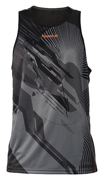 702f04517a77 Luanvi Cro Thunder Maglietta con Spalline da Uomo: Amazon.it: Abbigliamento
