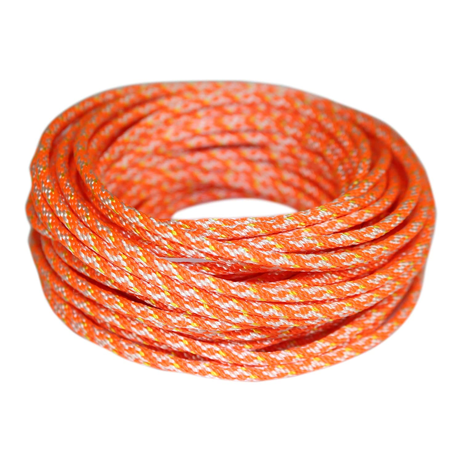 Dacron Polyester Pull Cord 4 Sgt Knots Solid Braid Rope Wiring Small Engine Starter