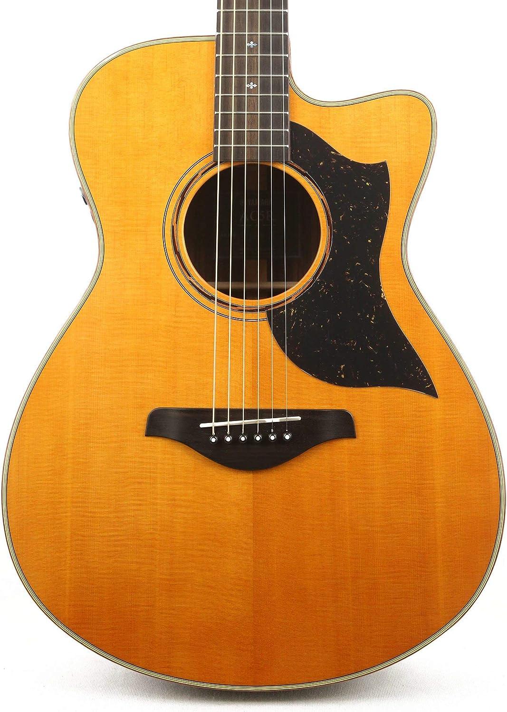 Yamaha AC5R ARE - Guitarra acústica eléctrica: Amazon.es ...