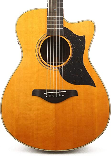 Yamaha AC5R ARE - Guitarra acústica eléctrica: Amazon.es ...