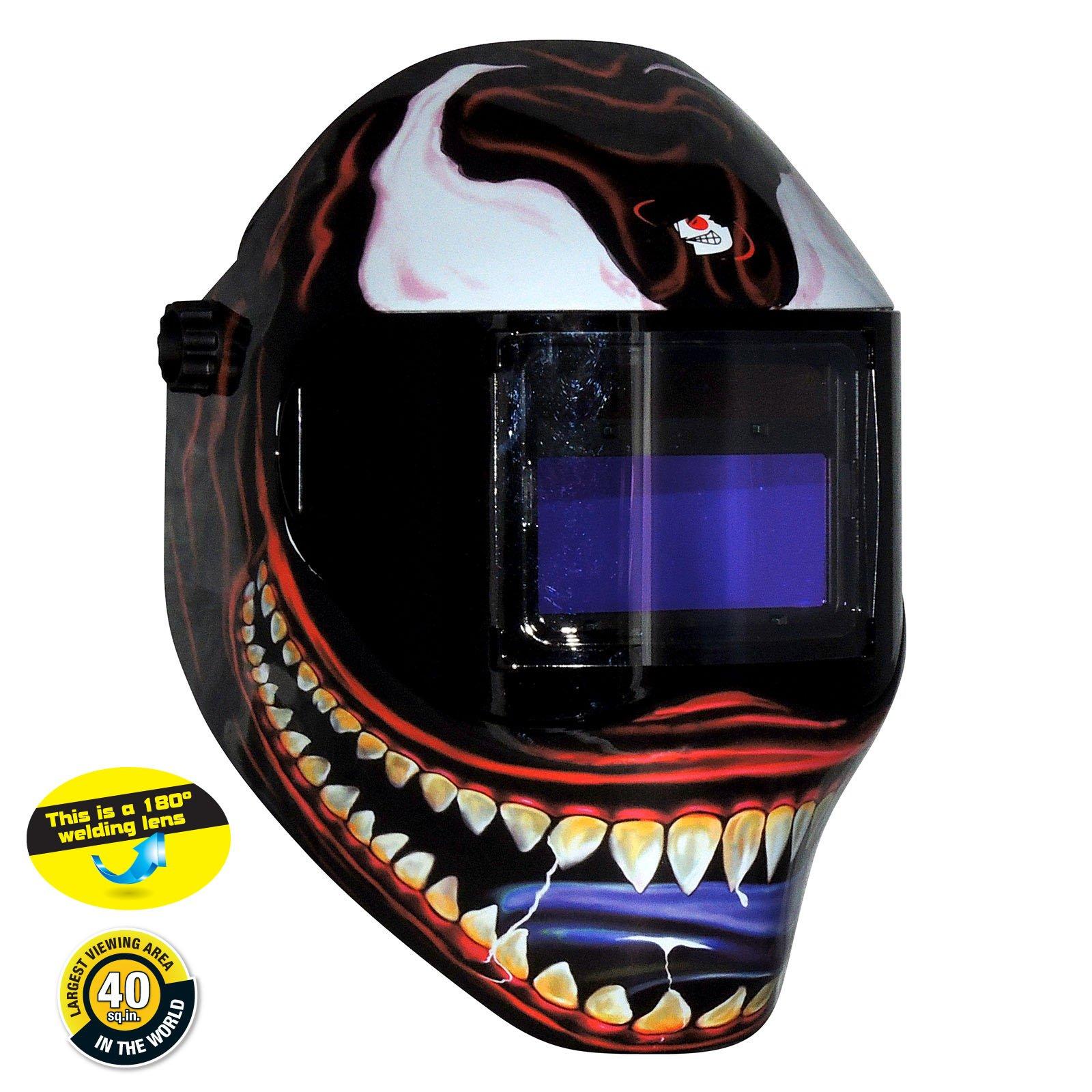 Save Phace 3011674 Kannibal 40-Vizl2 Series Welding Helmet