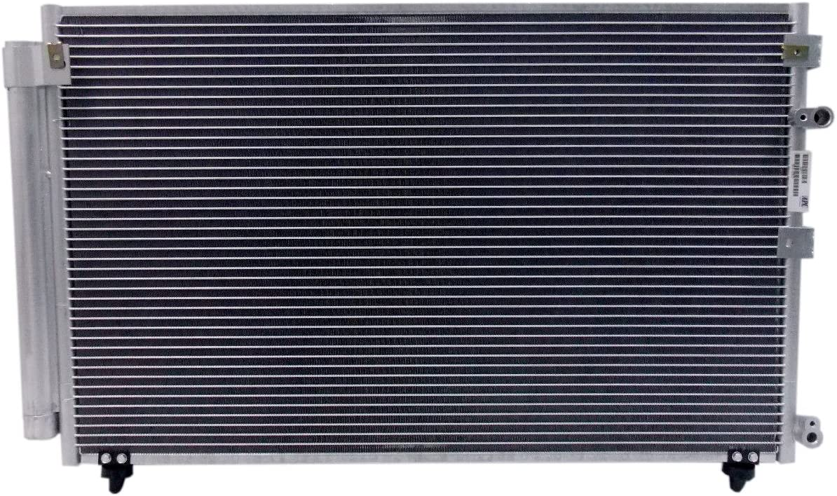 cciyu AC Condenser 3111 Fits for 2001-2006 Lexus LS430 Base Sedan 4-Door 4.3L