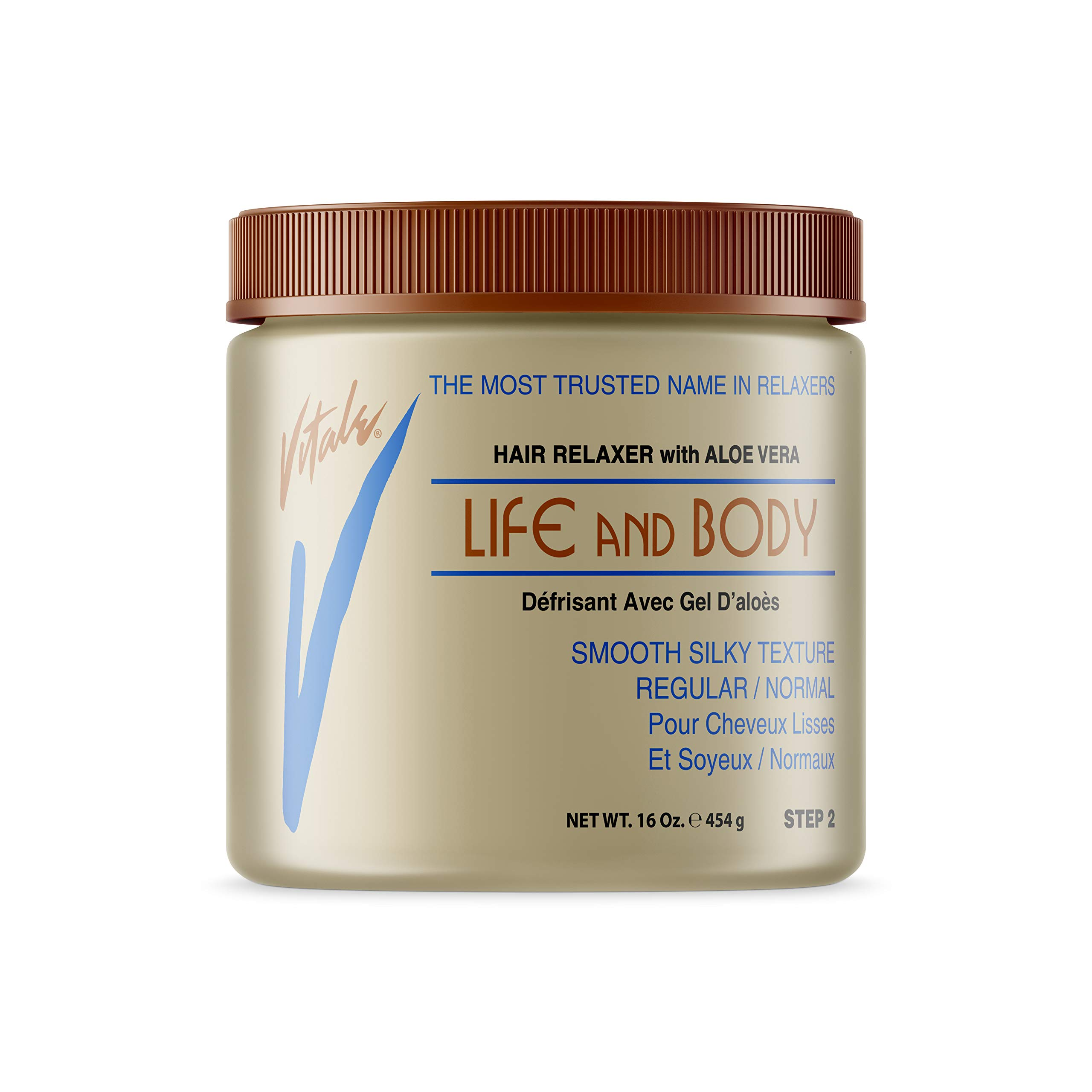 Vitale Classic Life and Body Relaxer - Regular 16 oz V-202-A-1
