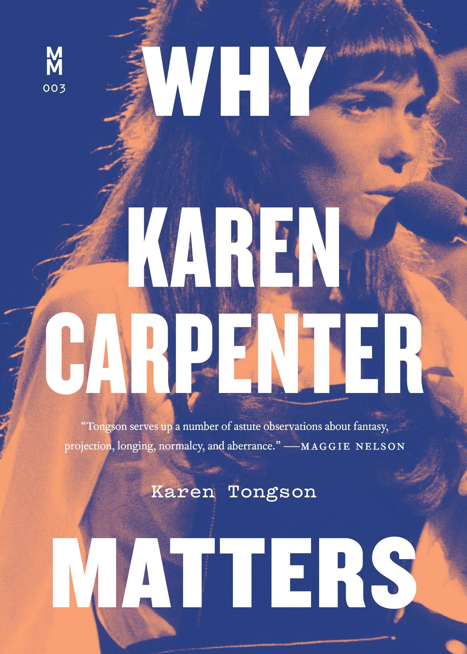 Why Karen Carpenter Matters  Music Matters Book 3   English Edition